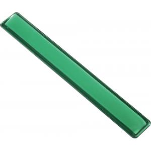 Opierka pred klávesnicu gélová Q-CONNECT zelená