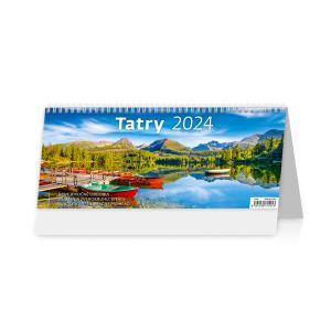Stolový kalendár Tatry 2022