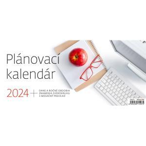 Stolový kalendár plánovací 2021