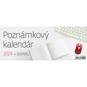 Stolový kalendár poznámkový 2022