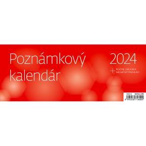 Stolový kalendár poznámkový OFFICE 2022
