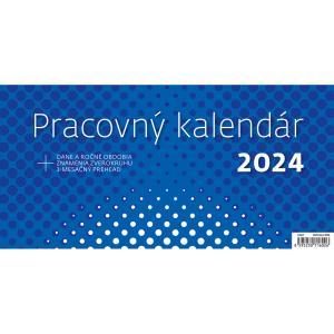 Stolový kalendár pracovný 2022