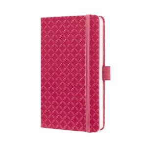 Zápisník JOLIE ružový A6
