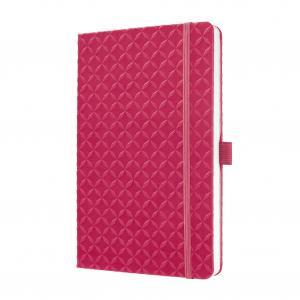 Zápisník JOLIE ružový A5