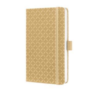 Zápisník JOLIE pieskový žltý A6