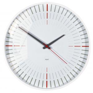 Nástenné hodiny artetempus Cana, biele