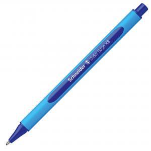Guľôčkové pero Schneider Slider Edge XB modré