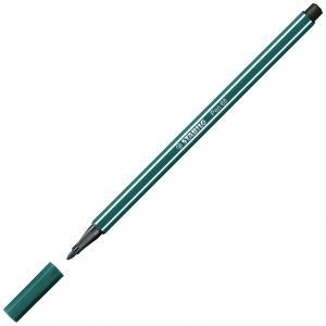 Popisovač STABILO Pen 68 modrozelený
