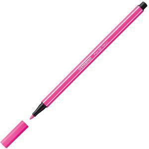 Popisovač STABILO Pen 68 ružovočervený