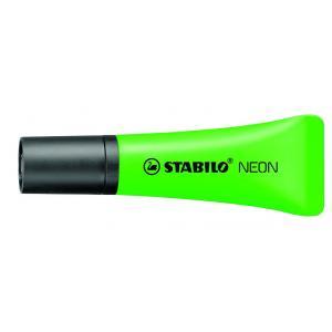 Zvýrazňovač STABILO NEON zelený