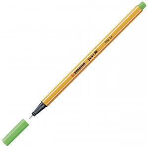 Liner STABILO Point 88 listová zelená