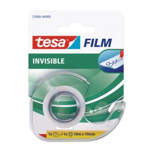 Páska TESA invisible 19mmx10m s dispenzorom