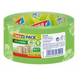 Baliaca páska TESA Eco Strong 50 mm x 66 m zelená