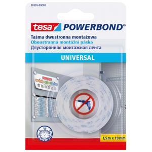 Montážna páska TESA Powerbond universal 19mm x 1,5m