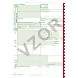 JCD COL 205 pre vývoz a dovoz