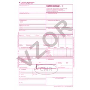CMR-7 listov A4 samoprepis 100 súprav