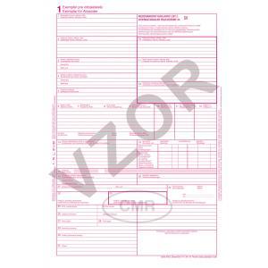 CMR-5 listov A4 samoprepis 100 súprav
