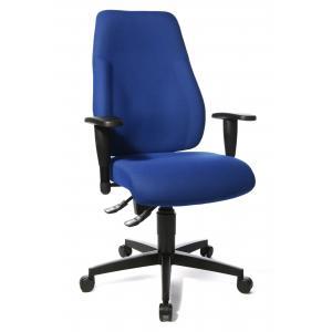 Kancelárska stolička Lady Sitness modrá