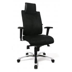 Kancelárska stolička Sitness Chief 100 čierna