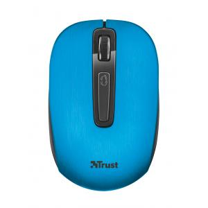 Bezdrôtová optická myš Trust Aera modrá