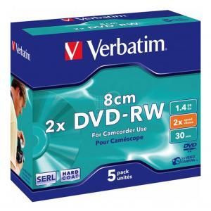 Verbatim DVD-RW 1,4GB 8cm