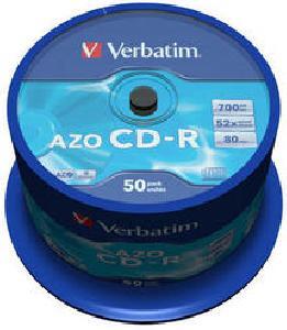 Verbatim CD-R cake50 AZO