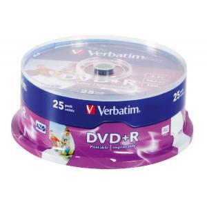 Verbatim DVD+Rprintable cake25