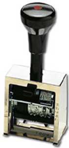 Paginovačka Reiner výška číslic 4,5 mm