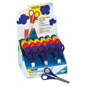 Detské nožnice WEDO (Produktový displej) 30ks mix