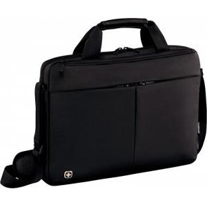 Taška na notebook 14` Wenger Format čierna