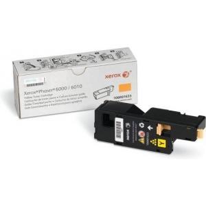 Toner Xerox 106R01633 Phaser 6000/6010 yellow