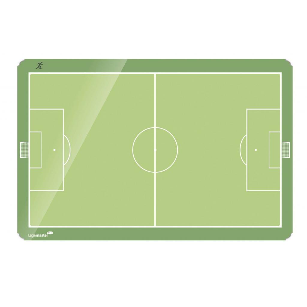 6040184a6 Tabuľa Accents 90x120 cm, futbalové ihrisko