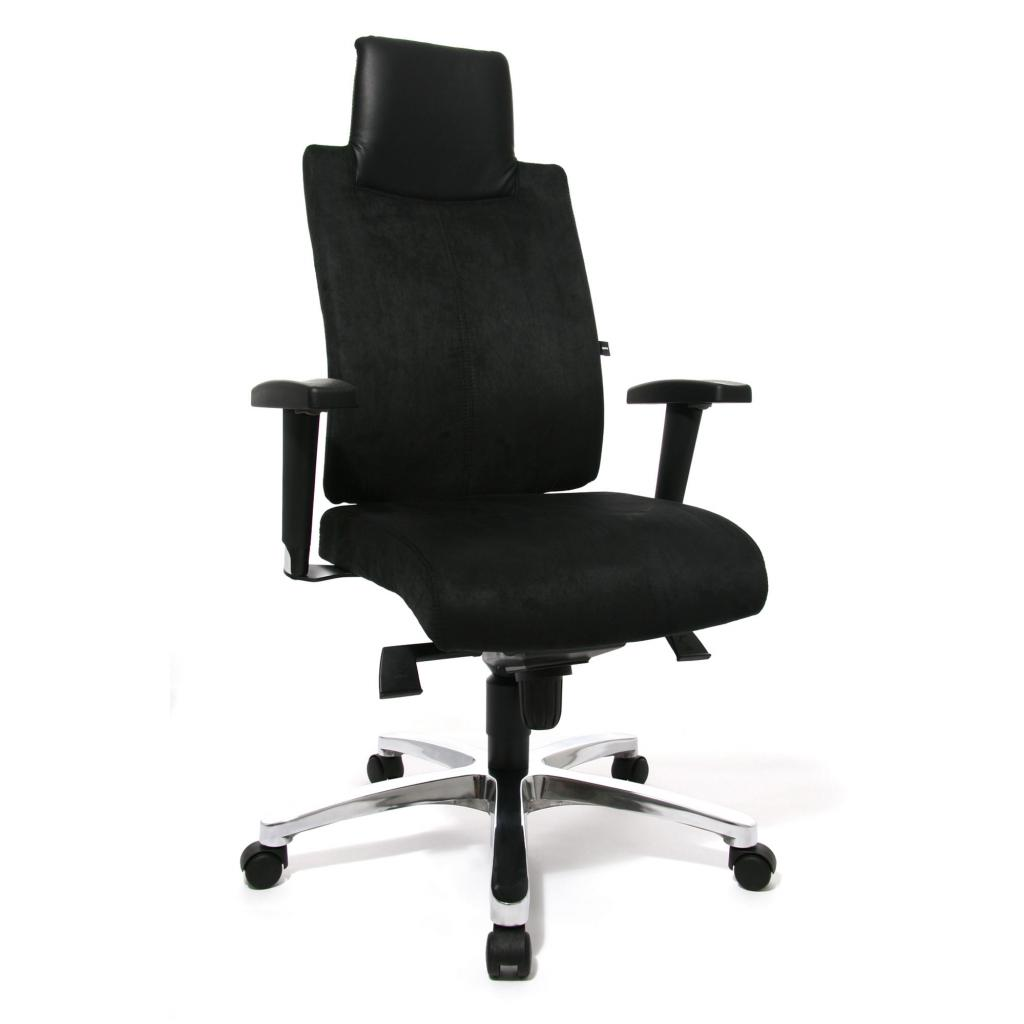 87470f1f748f Kancelárska stolička SITNESS CHIEF 100 čierna