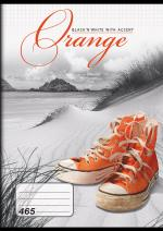 465 TRAVEL Orange