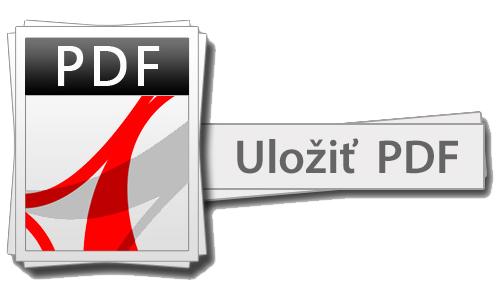 Uložiť PDF